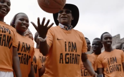 Giving Hope: Serving the Little Giants