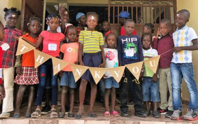 Restoring Hope – End of the Year Campaign